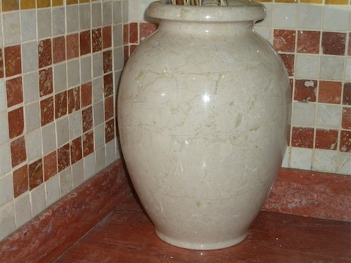 Marmor Ponzo Gmbh Natural Stones In Berlin Handicraft Vase