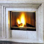 Natural Stone Fireplaces -Berlin