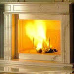 Natural Stone Fireplaces-Berlin